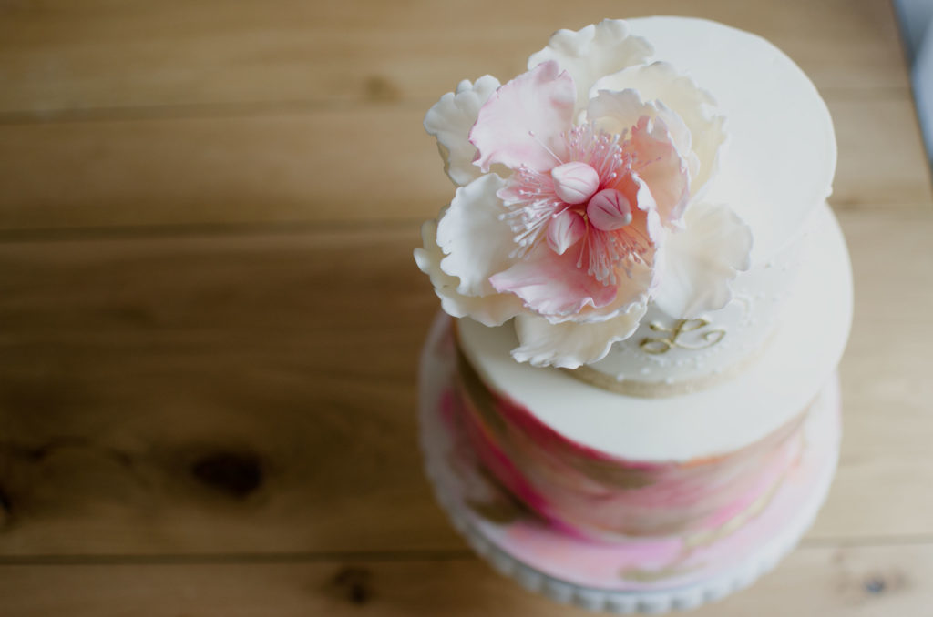 kaked by katie custom hand crafted wedding cakes st louis