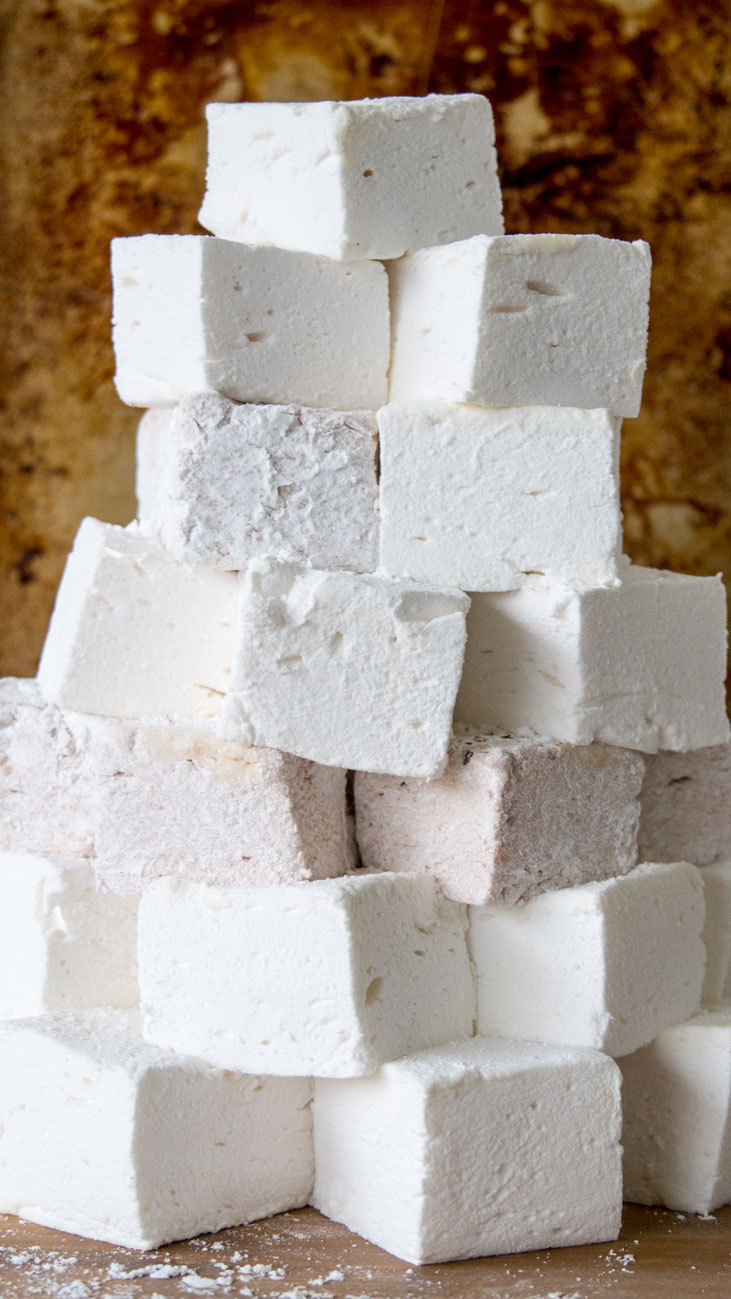 From Scratch marshmallows