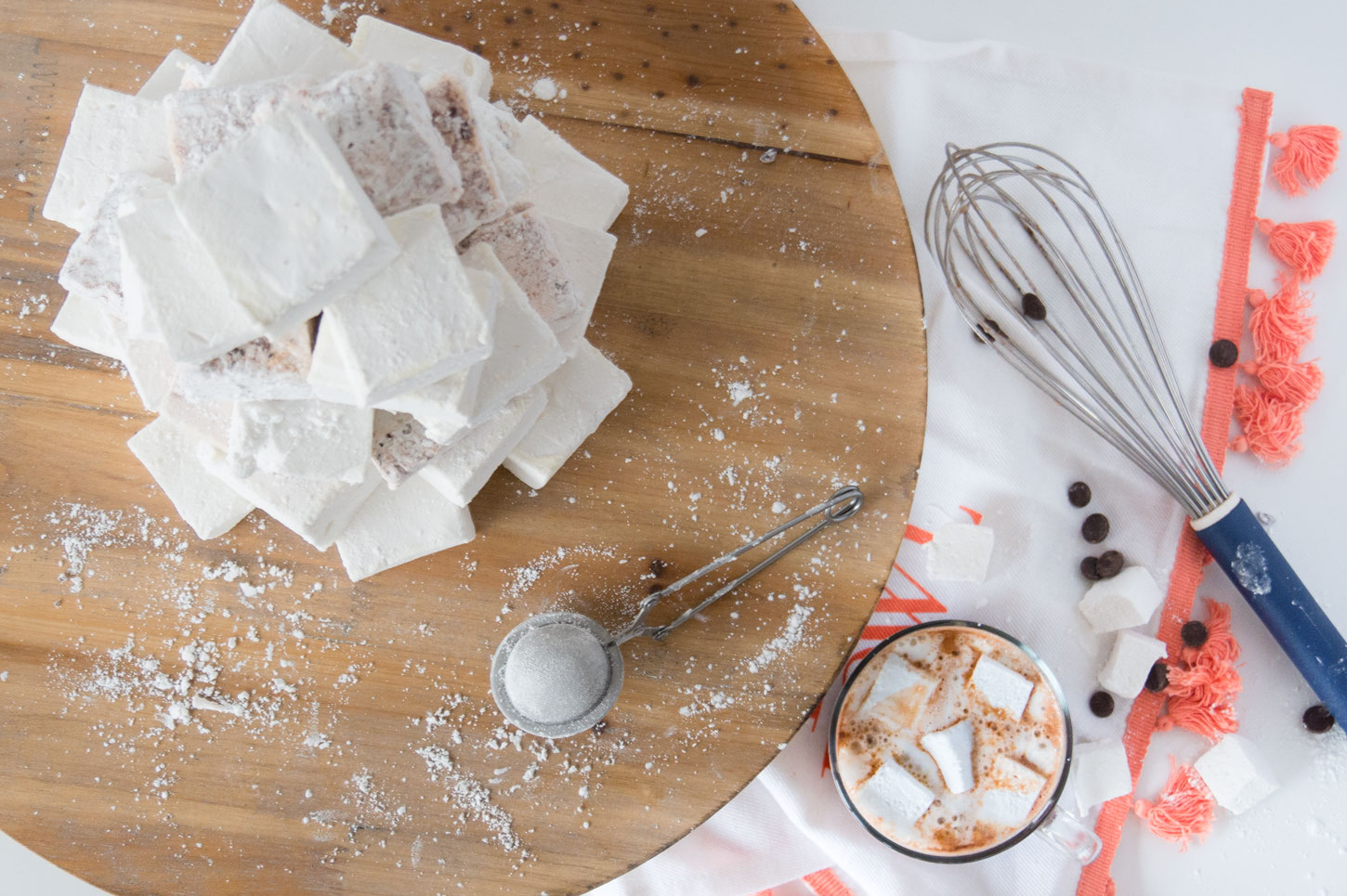 How To Make From Scratch Marshmallows