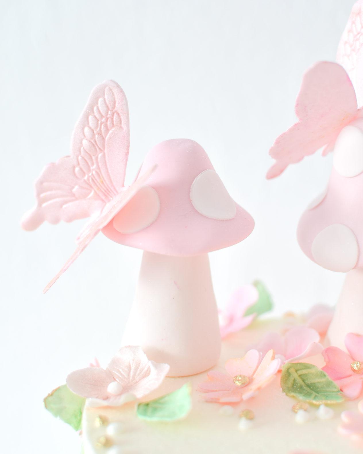 make sugar mushrooms