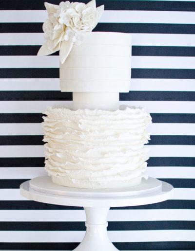White-and-Black-Cake